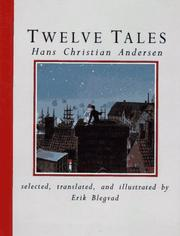 Cover of: Twelve tales | Hans Christian Andersen