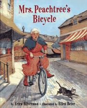 Cover of: Mrs. Peachtree's bicycle | Erica Silverman