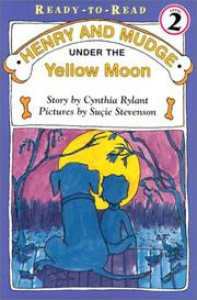 Cover of: Henry and Mudge under the yellow moon | Cynthia Rylant