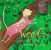 Cover of: Wee G | Harriet Ziefert