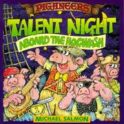 Cover of: Piganeers Talent Night Aboard The Hogwash (Piganeers) by Michael Salmon