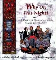Cover of: Why on this night? by Rahel Musleah