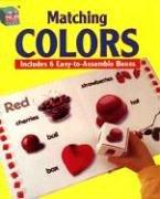 Cover of: Matching Colors (Build-a-Block Books) | Piers Baker