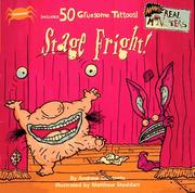 Cover of: Stage Fright! | Andrew Clements