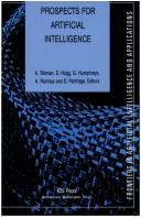 Cover of: Prospects for artificial intelligence | Society for the Study of Artificial Intelligence and Simulation of Behaviour. Conference