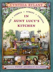 Cover of: In Aunt Lucy's kitchen | Cynthia Rylant