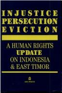 Cover of: Injustice, persecution, eviction | Jones, Sidney
