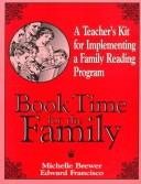 Cover of: Book time for the family | Michelle Brewer