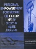 Cover of: Personal empowerment for people of color | Benson George Cooke