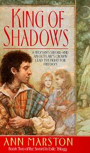 Cover of: King of shadows by Ann Marston