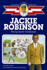 Cover of: Jackie Robinson | Herb Dunn