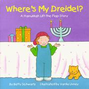 Cover of: Where's my dreidel? | Betty Schwartz