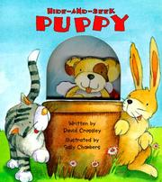 Cover of: Hide-and-seek puppy | David Crossley