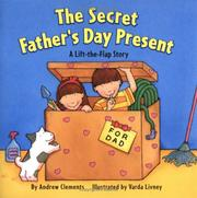 Cover of: The Secret Father's Day Present | Andrew Clements