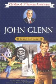 Cover of: John Glenn | Michael Burgan
