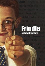 Cover of: Frindle | Andrew Clements