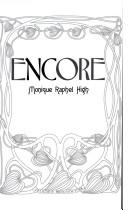 Cover of: Encore by Monique Raphel High