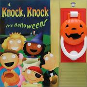 Cover of: Knock, Knock It's Halloween! | Betty Schwartz