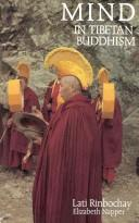 Cover of: Mind in Tibetan Buddhism | Lati Rinbochay.