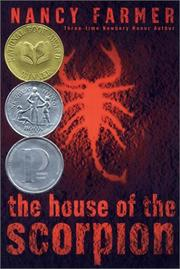 Cover of: The House of the Scorpion | Nancy Farmer