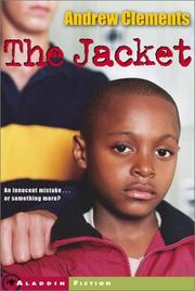 Cover of: The Jacket | Andrew Clements