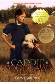Cover of: Caddie Woodlawn/Newbery Summer | Carol Ryrie Brink