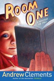 Cover of: Room One | Andrew Clements
