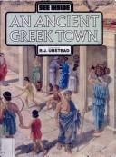 Cover of: See inside an ancient Greek town by Jonathan Rutland