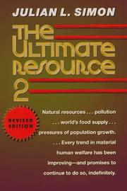 Cover of: The ultimate resource 2 | Julian Lincoln Simon