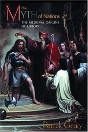 Cover of: The Myth of Nations | Patrick J. Geary