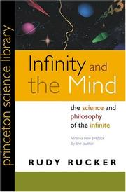 Cover of: Infinity and the Mind | Rudy Rucker