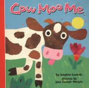 Cover of: Cow moo me by Stephen Losordo
