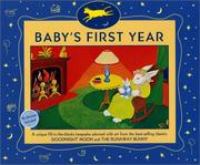Cover of: Baby's First Year by Margaret Wise Brown