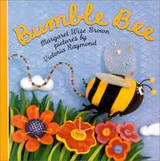 Cover of: Bumble bee | Margaret Wise Brown
