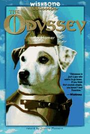 Cover of: The Odyssey by Joanne Mattern