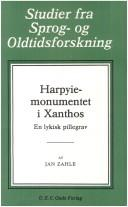 Cover of: Harpyiemonumentet i Xanthos | Jan Zahle