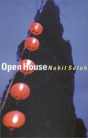 Cover of: Open house | Nabil A. Saleh