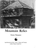 Cover of: Mountain relics | Frances Thompson-Johnson