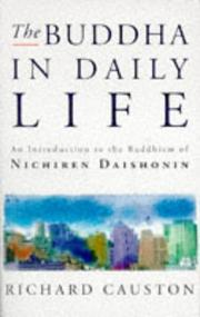 Cover of: The Buddha in Daily Life by Richard Causton