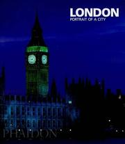 Cover of: London by Matthew Weinreb