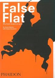 Cover of: False flat | Aaron Betsky, Adam Eeuwens