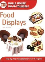 Cover of: Food Displays | Sue Heaser