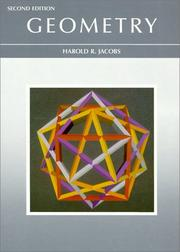 Cover of: Geometry | Harold R. Jacobs