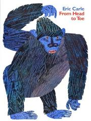 Cover of: From Head to Toe Big Book by Eric Carle