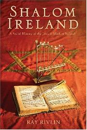 Cover of: Shalom Ireland by Ray Rivlin