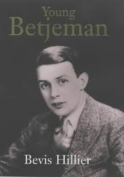 Cover of: Young Betjeman | Bevis Hillier