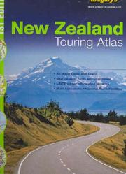 Cover of: New Zealand Touring Atlas (Gregorys New Zealand) | Terralink International