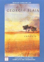 Cover of: Candelo by Georgia Blain