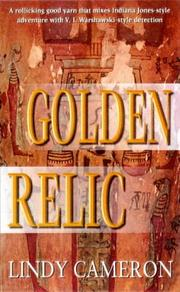Cover of: Golden Relic by Lindy Cameron