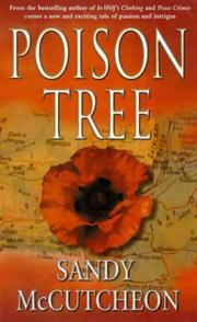 Cover of: Poison Tree by Sandy McCutcheon